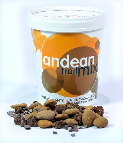 Andean trail mix eco 250g energyfruits tentorium